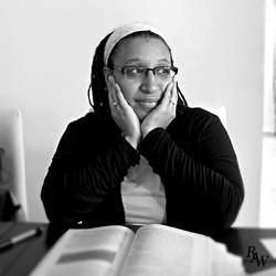K Imani Author Headshot Portrait