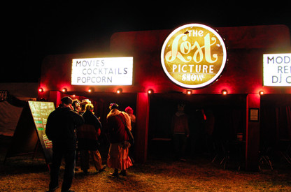 The Lost Picture Show Shambala series