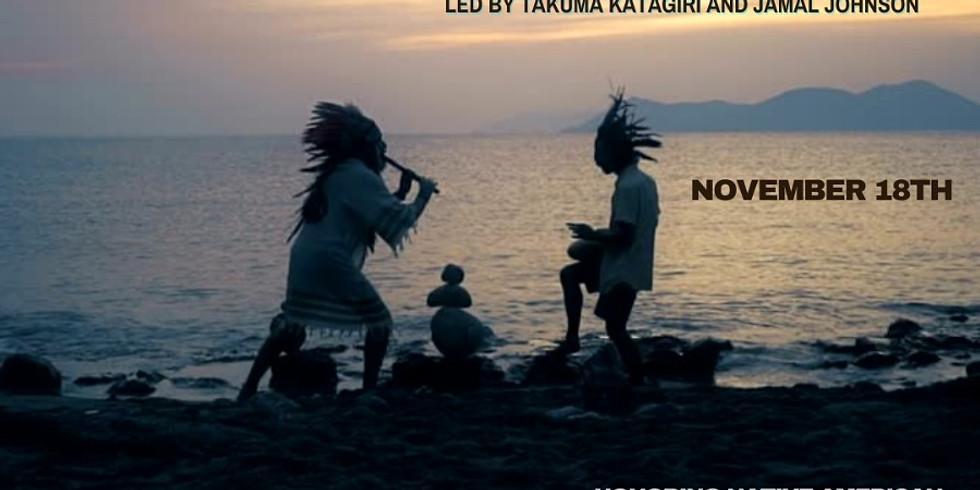 The Hip Hop Project November Session Native Celebrations Dance Workshop