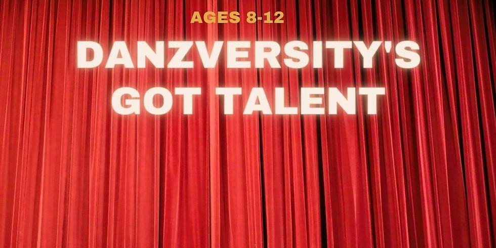 Danzversity's Got Talent | Summer Camp Connect