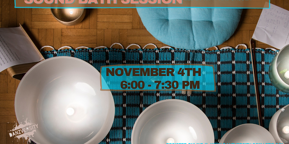 Canceled : Restorative Rest : Somatic Sound Bath