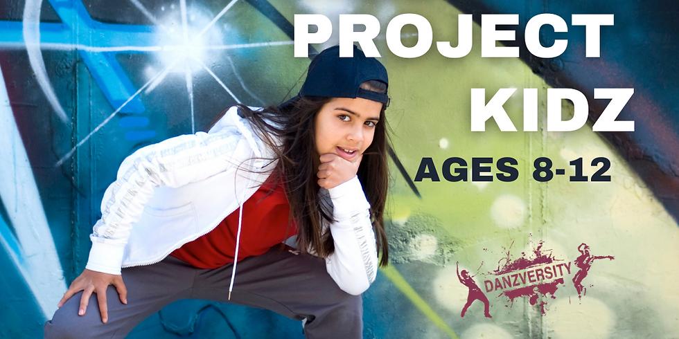 The Hip Hop Project Kidz - Registration Closed