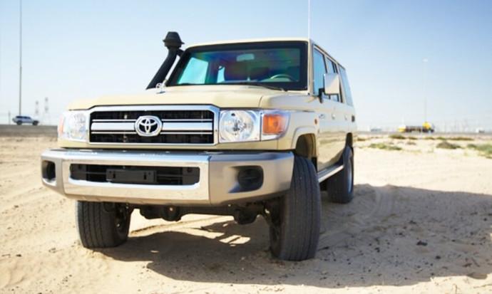 Toyota LC 70 Wagon