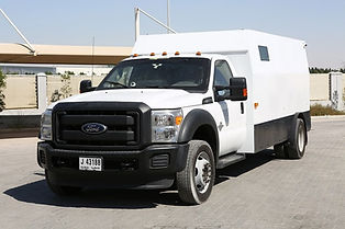 Armored Cash in Transit for Sale Tenet Armored Vehicles Manufacturer UAE