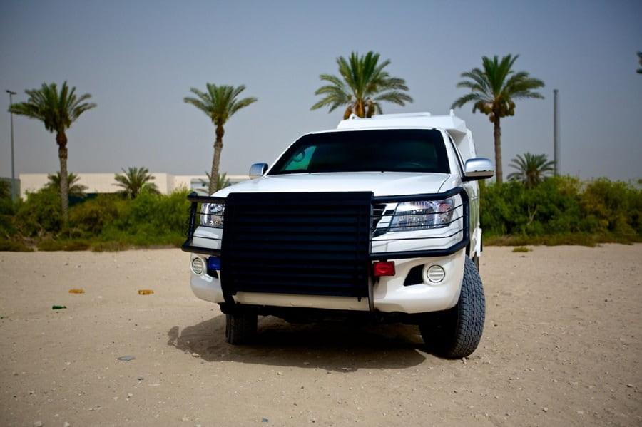 Toyota Hilux Troop