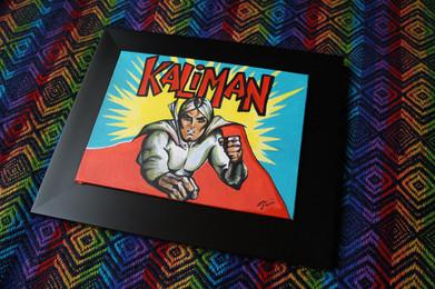 Kaliman. Disponible en Ingenious Mind Store.