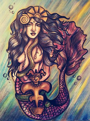 Sirena precolombina