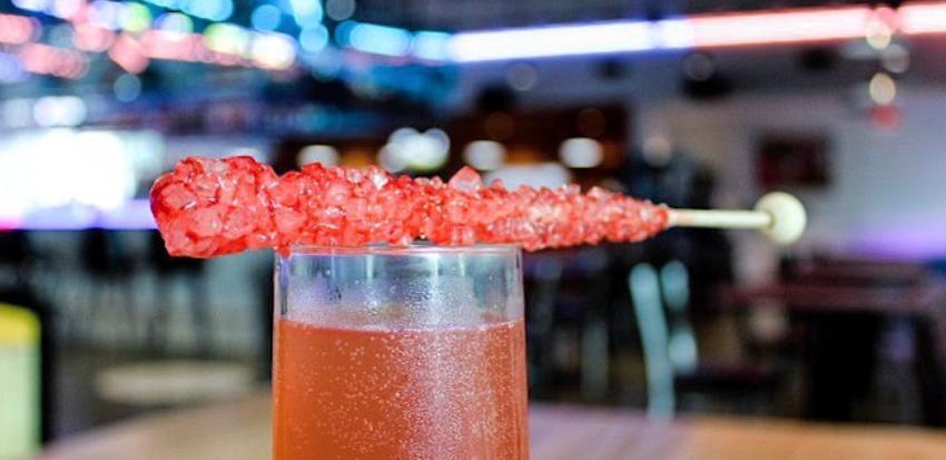 Genx Tavern cocktail