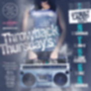 GenX Tavern Throwback Thursdays DJ Night