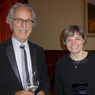 Dr Jean-Paul Goulet et Dre Cathia Bergeron