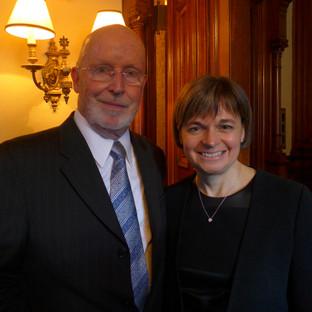 Dr Robert Dorion et Dre Cathia Bergeron