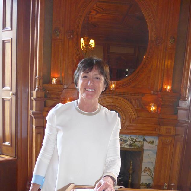 La présidente de l'Académie dentaire du Québec, Dre Claire Deschamps