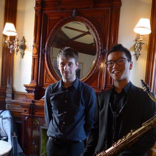 Les sympathiques musiciens de l'École de musique Schulich de l'Université McGill