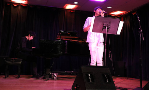 Recital with Tim Liao at Berklee