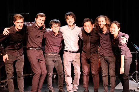 Chasin' Ms. A.I. -Takumi's recital at Berklee