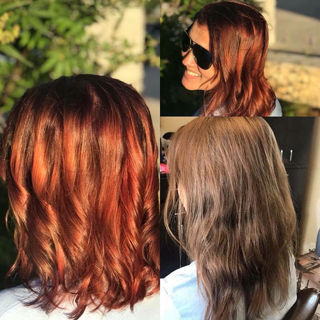 Brilliant Fall Hair colors! #austintxhai