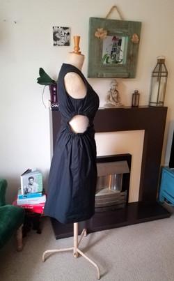 Circle Detailed Dress