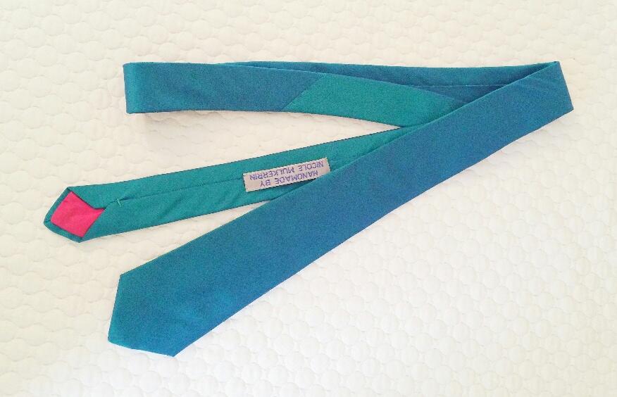 Skinny Neck Tie