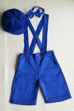 Page boy outfit