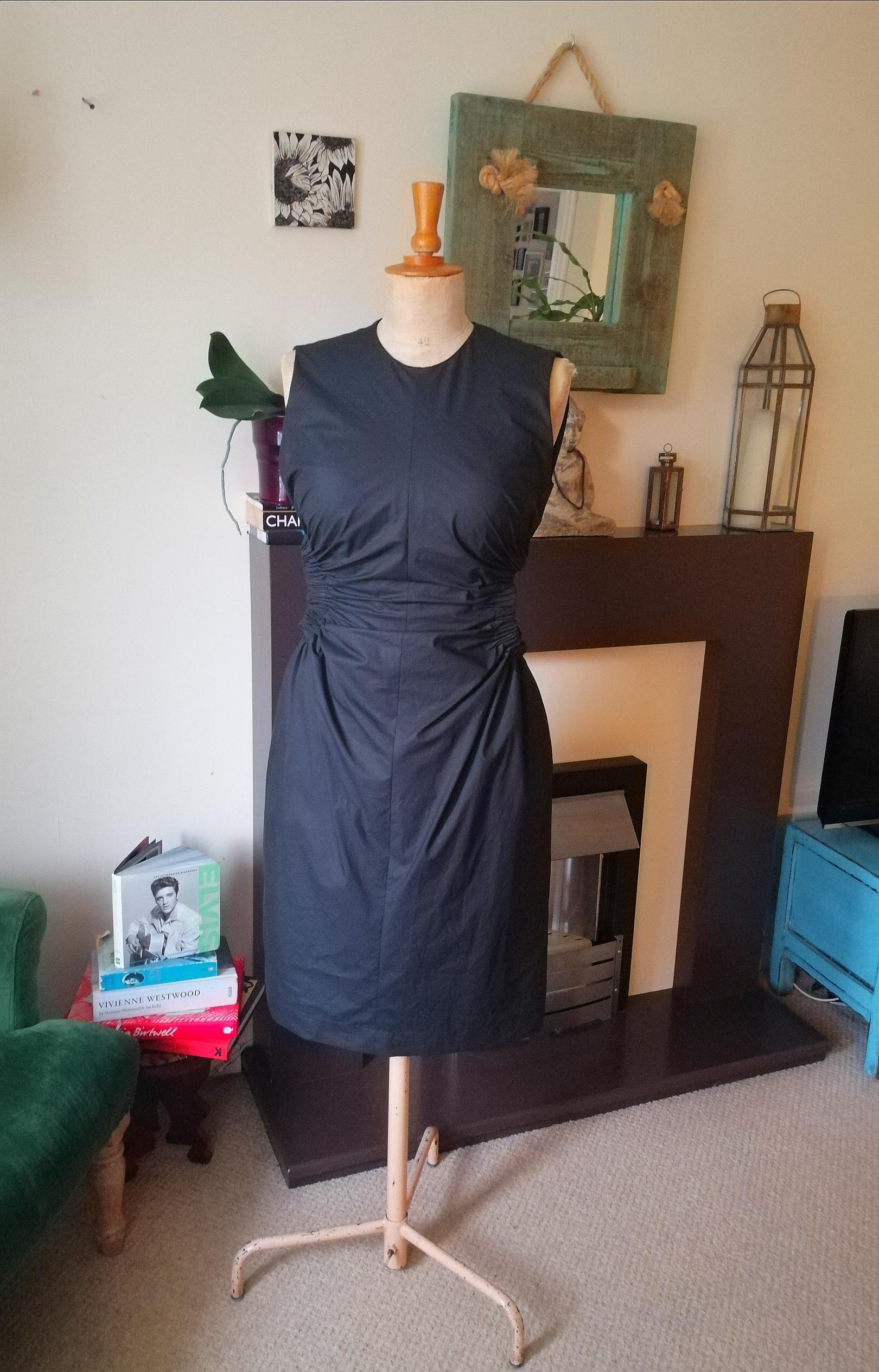 Circle Detail Dress