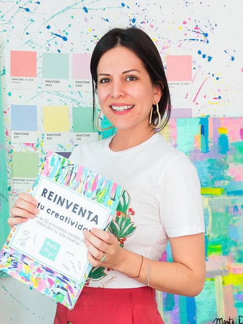 """Libro """"Reinventa Tu Creatividad"""""""