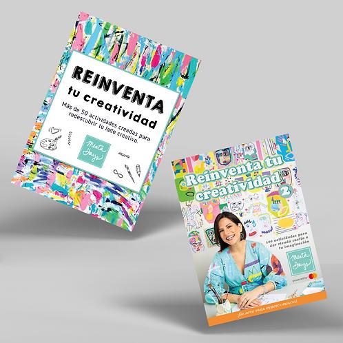 Reinventa Tu Creatividad 1 y 2