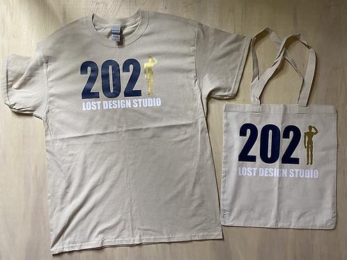 Lost Design Studio T-shirt