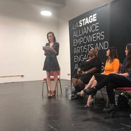 Intimacy Direction Panel - 2019