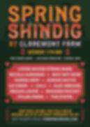 Spring Shindig