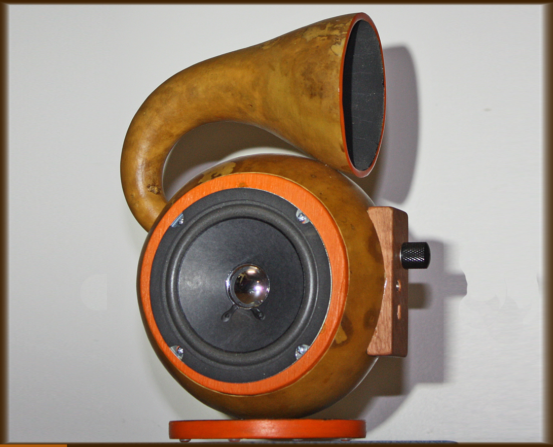 Gourd Speaker Dock