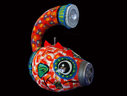 Fish torch, Dual Beam