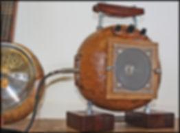 cigar box, Amplifier, Gourd Amplifier