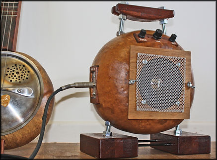 cigar box, Amplifier, Gourd Amplifier