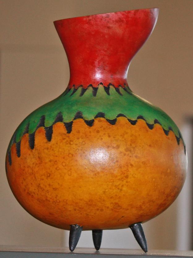 Retro gourd