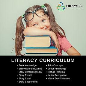 HIPPY LITERACY