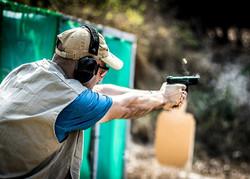 IDPA Sports Shooting