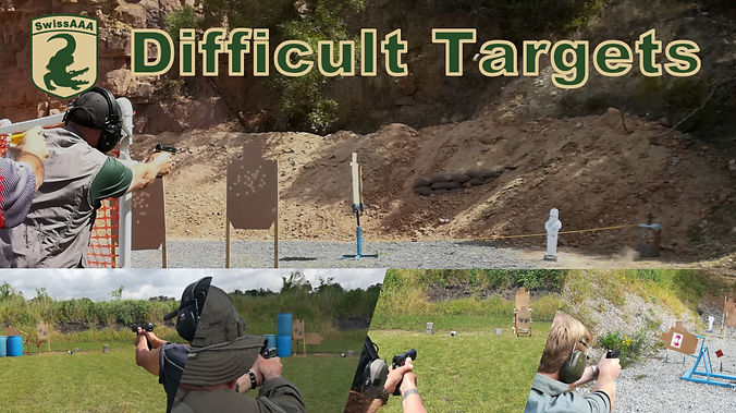 Difficult Targets Course