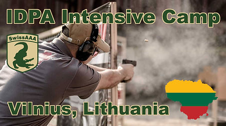 IDPA Intensive Lithuania