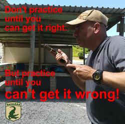 Practice Until...