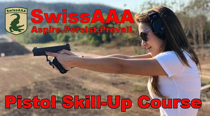 Pistol Skill-Up Course