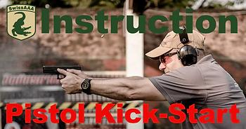 SwissAAA Pistol Kick-Start Course