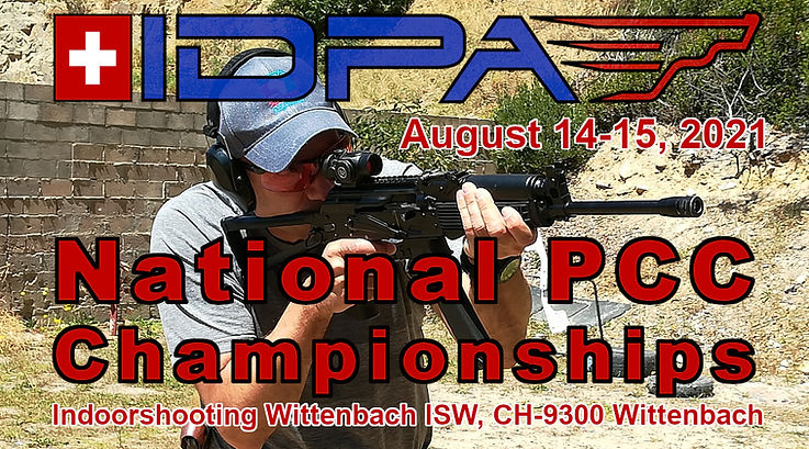 Swiss National IDPA PCC Championships
