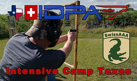 IDPA Intensive Texas