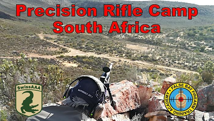 Precision Rifle Camp
