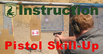 SwissAAA Pistol-Skill-Up Course