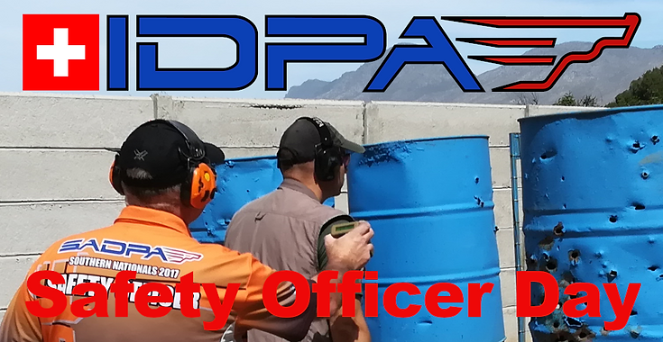 SwissAAA IDPA Safety Officer SO Day