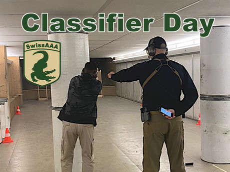 Practicing with the IDPA Classifier