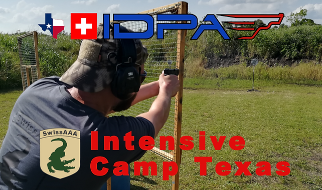 SwissAAA IDPA Intensive Camp