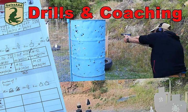 Sport Shooting Drills & Coaching