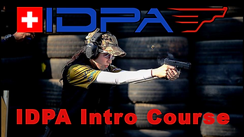 SwissAAA IDPA Intro Course